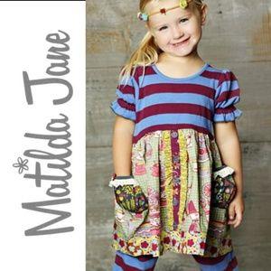 Matilda Jane Maggie at Tea Pocket Dress